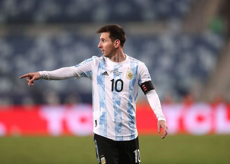 Lionel Messi has been in stunning form at the Copa America