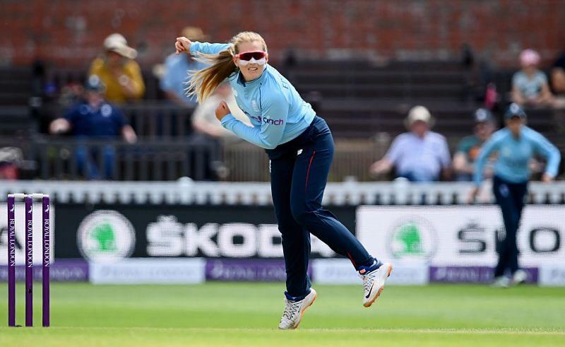 England v India - Women
