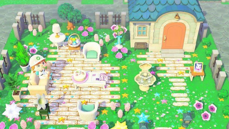 Judy's house. Image via Pinterest