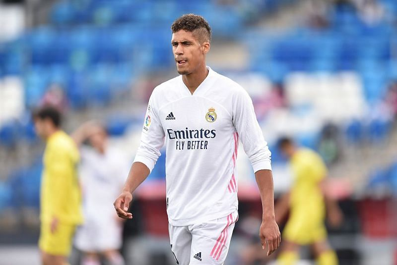 Varane recently called time on his epic Real Madrid career