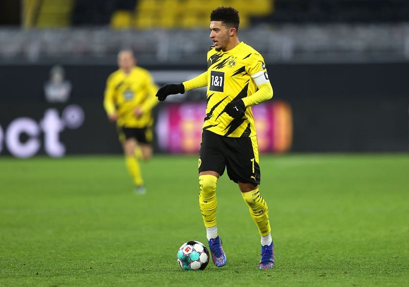 Jadon Sancho will join Manchester United for a reported £73 million