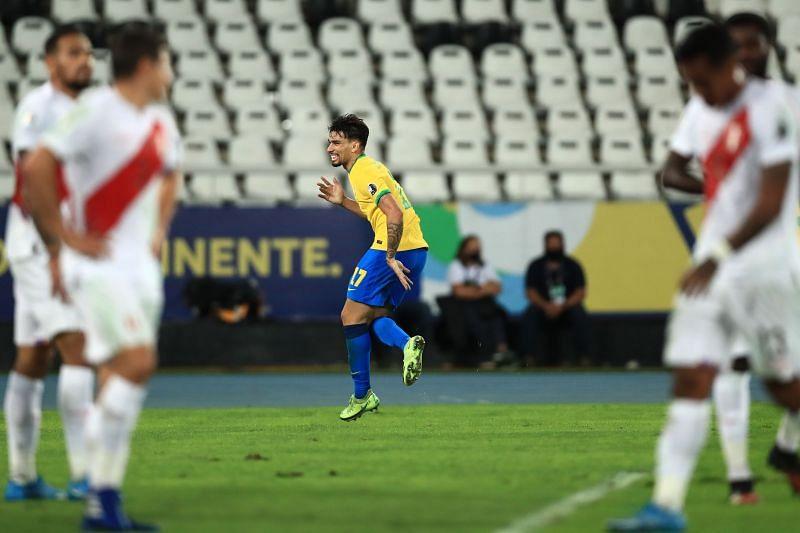 Lucas Paqueta has scored match-winners in consecutive games