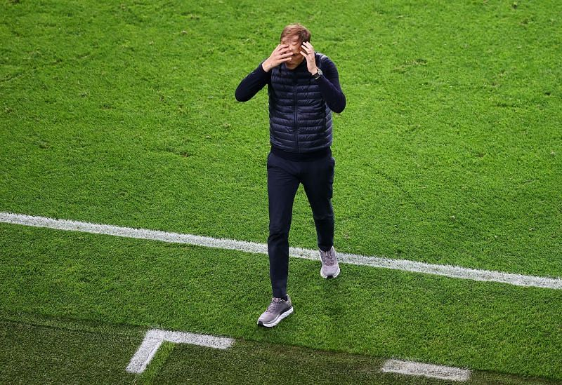 Chelsea boss Thomas Tuchel reportedly lacks faith in the likes of Timo Werner, Olivier Giroud and Tammy Abraham
