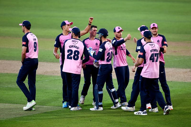 Surrey CCC vs Middlesex - Vitality T20 Blast