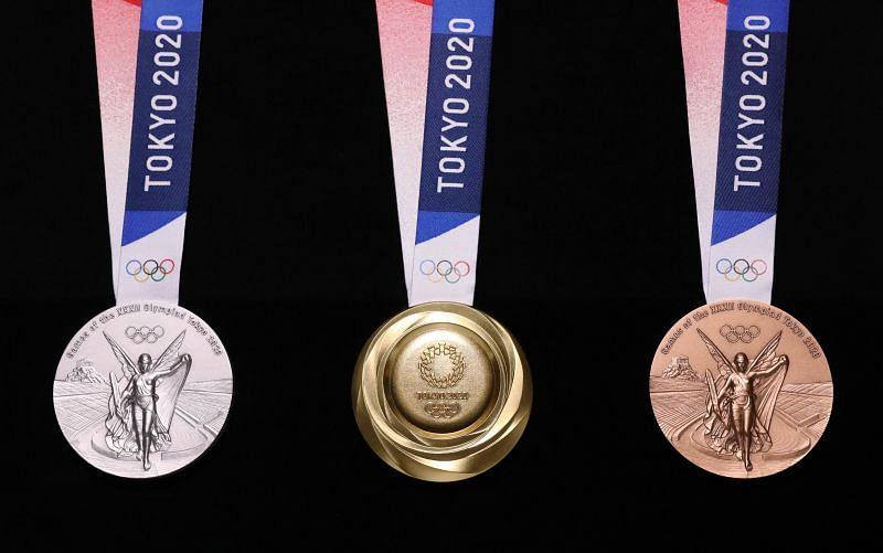 Tokyo Olympics Medal Table