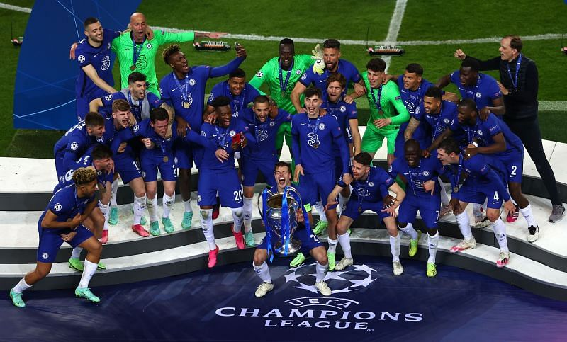 Chelsea started and ended the decade as UEFA Champions League winners