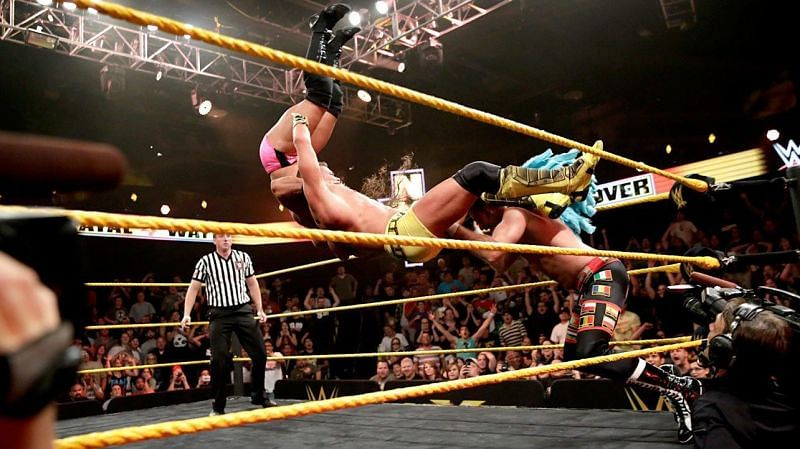 NXT TakeOver: Fatal 4-Way pay-per-view from 2014