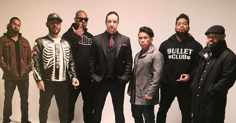 The Bullet Club has shown up on both IMPACT and AEW Dynamite over the past week.