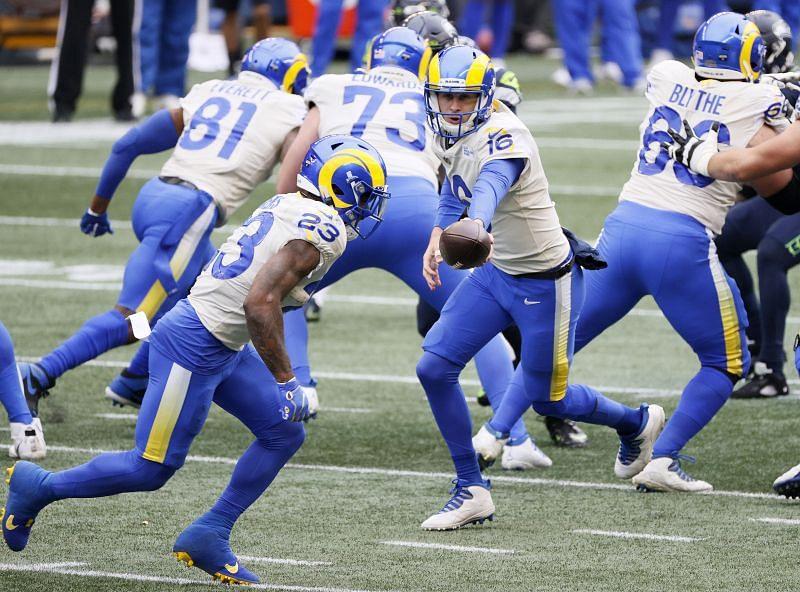 Ronda de comodines - Los Angeles Rams v Seattle Seahawks