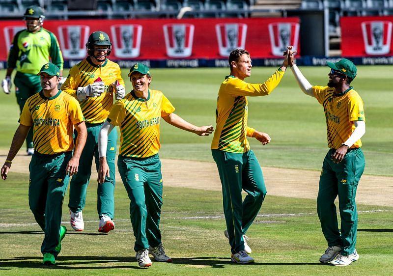2nd KFC T20I: South Africa v Pakistan