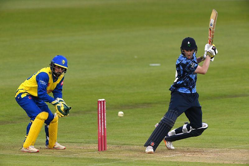 Harry Brook scored 91 runs in the last T20 match in Leeds