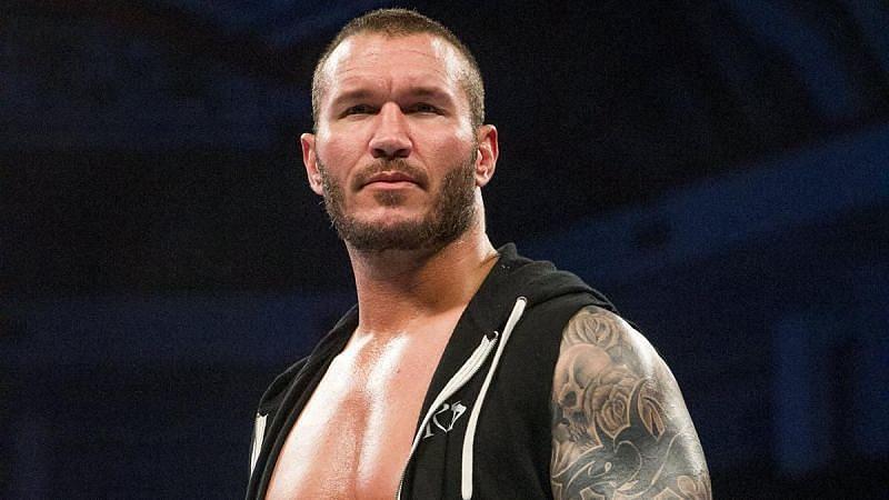 रैंडी ऑर्टन का WWE में बड़ा नाम