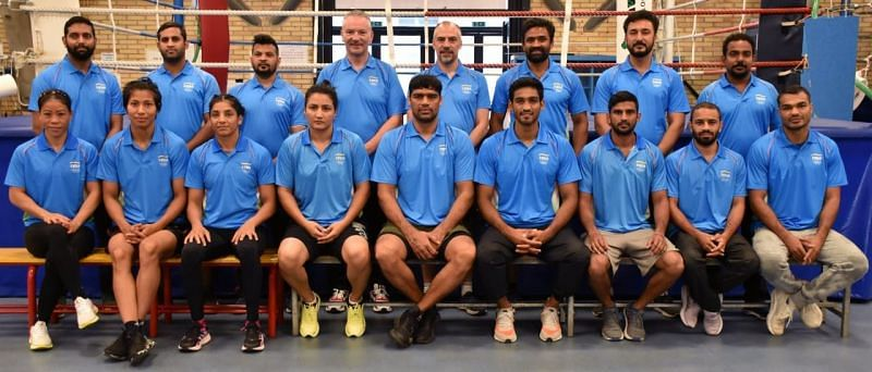 Boxer Pooja Rani gives first glimpse of Tokyo Olympics 2020 boxing ring