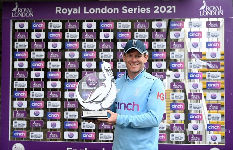 England cemented the top spot in the ICC Cricket World Cup Super League standings with a series win against Sri Lanka