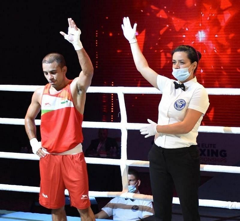 Amit Panghal's projected path to Tokyo Olympics final: Predictions, analysis and possible opponents