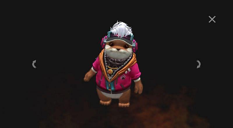 Free Fire में Ottero
