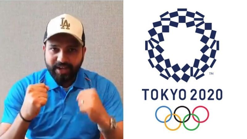 Photo - BCCI and Tokyo Olympic 2020