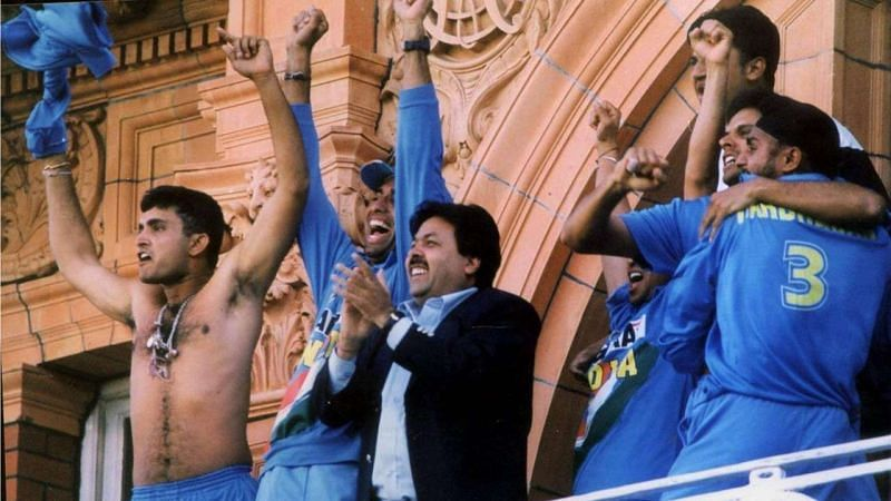 Sourav Ganguly played his part in giving Indian cricket some brilliant moments
