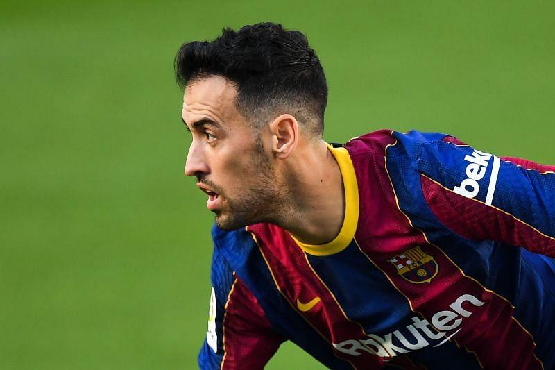 FC Barcelona v C.A. Osasuna - La Liga Santander