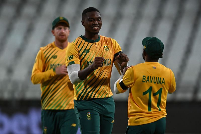 South Africa vs England - 1st T20 International