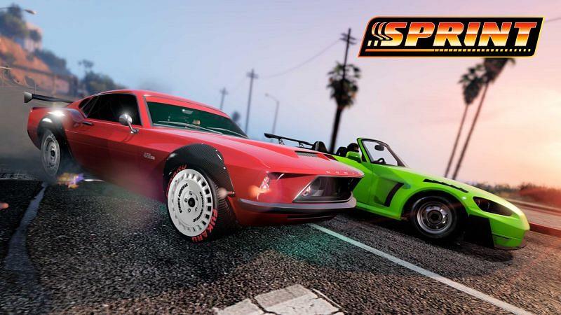 Sprint Race in GTA Online ( Source: gta.fandom.com )