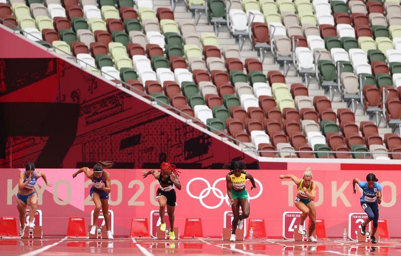 Athletics - Olympics