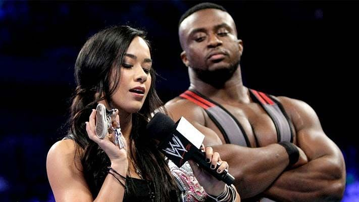 Big E always shared a great relationship with AJ Lee