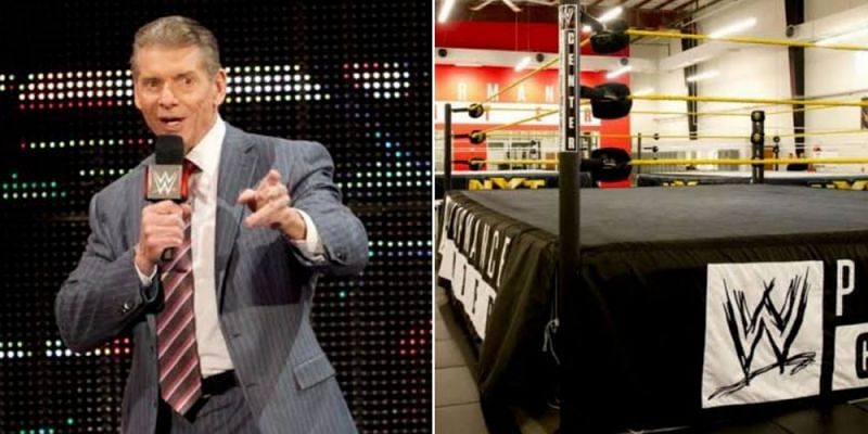 Vince McMahon recently visited the PC
