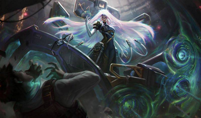 Players feel that the Sona rework is more of a nerf than a buff (Image via League of Legends)