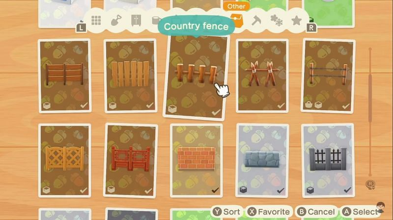 Fence customization will open doors for other updates (Image via Crossing channel)