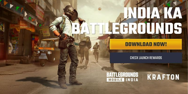 Battlegrounds Mobile India esports is slowly but surely taking off (Image via official website)