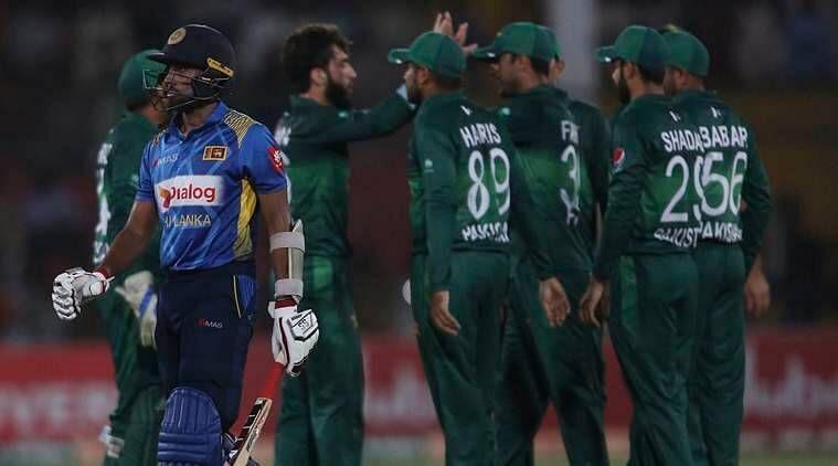 पाकिस्तान बनाम श्रीलंका