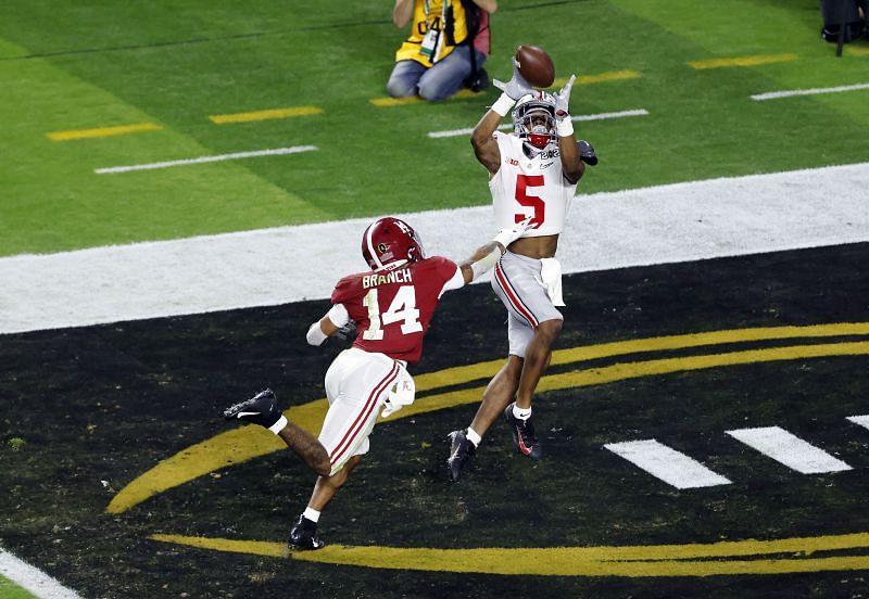 Ohio State WR Garrett Wilson
