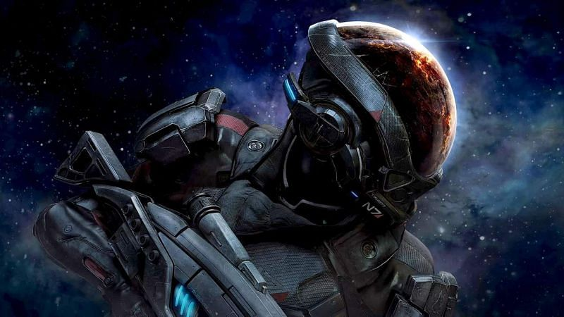 Should the next Mass Effect continue the story of Andromeda? (Image by EA)