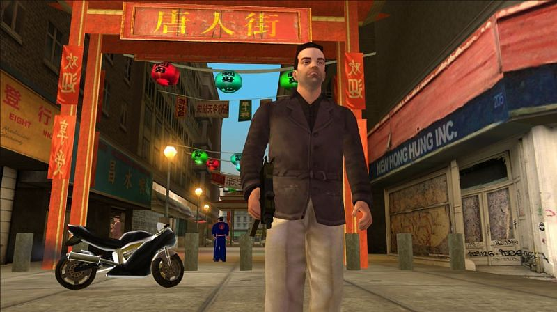 GTA Liberty City Stories is a solid side game (Image via Rockstar Games)