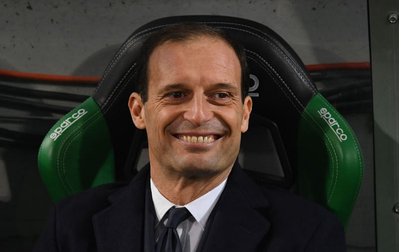 Massimiliano Allegri has not yet brought in any players.