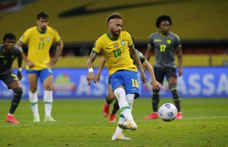 Having missed Brazil