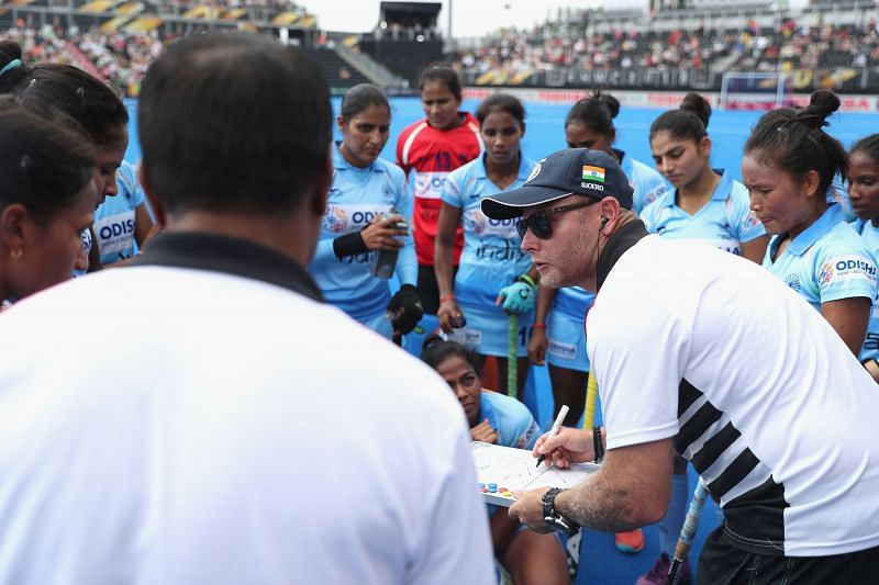We have some surprises in our game for Tokyo - India women's hockey team head coach Sjoerd Marijne