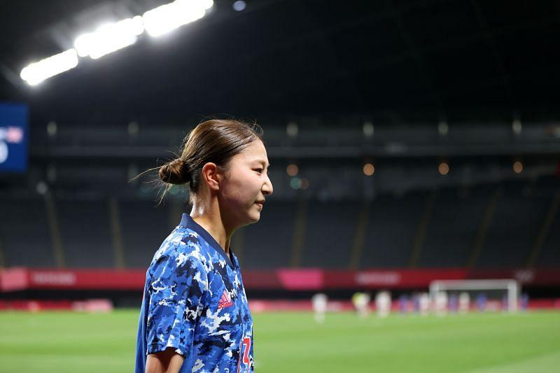 Japan Women take on Chile Women this week