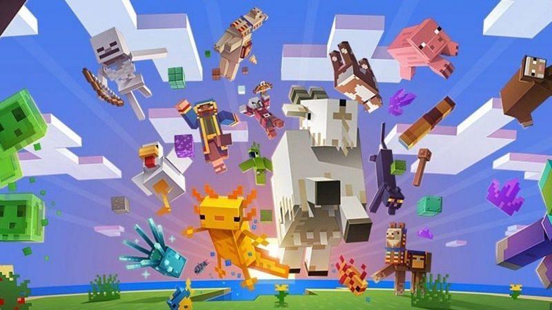 Minecraft Caves and Cliffs Part 1 (Image via Minecraft)