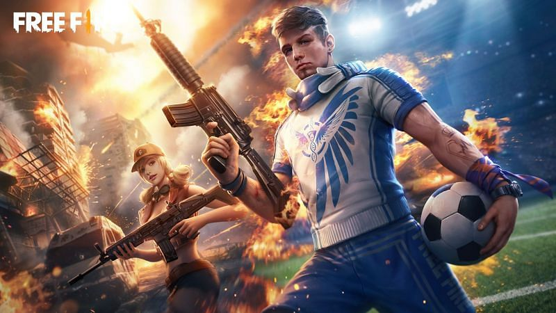 A new Free Fire redeem code has been released (Image via Free Fire)
