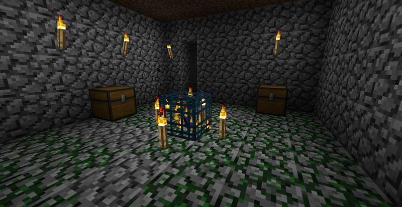 Minecraft Dungeon (Image via Minecraft Fandom)