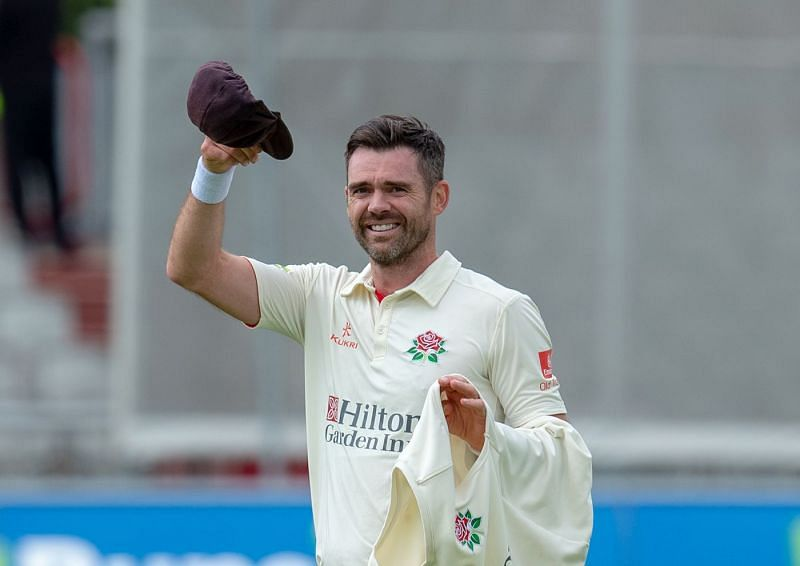 James Anderson  (Credit: Getty Images)