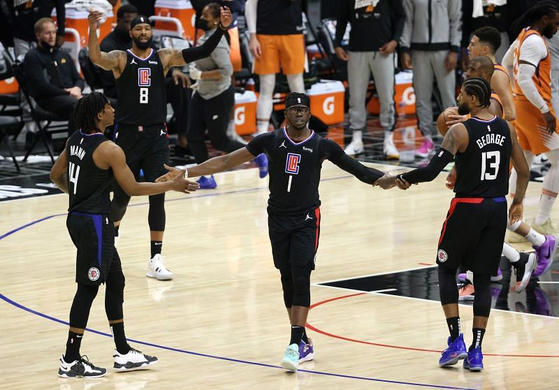 Reggie Jackson was immense for the LA Clippers in this year's playoffs.