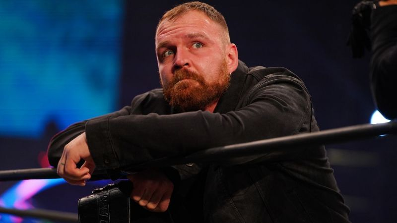 Jon Moxley is a former AEW World Champion!