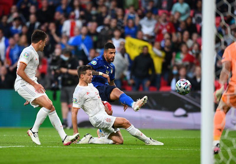 Italy v Spain - UEFA Euro 2020: Semi-final