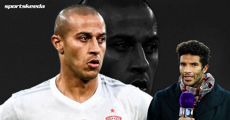 Thiago Alcantara has not played much at Euro 2020