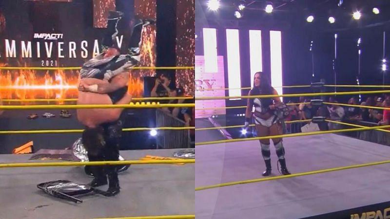 Impact Wrestling Slammiversary में पूर्व WWE सुपरस्टार्स की चौंकाने वाली वापसी, भारतीय सुपरस्टार की करारी हार
