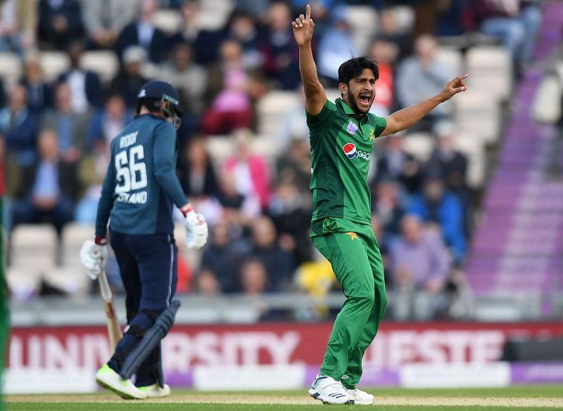 Hasan Ali has enjoyed bowling at Cardiff's Sophia Gardens