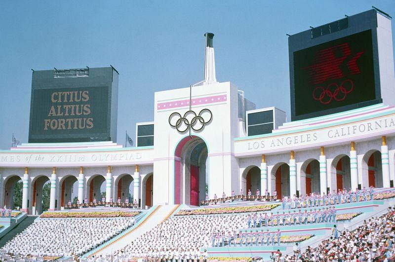 अमेरिका के कैलिफोर्निया राज्य के लॉस एंजिल्स शहर में 2028 के ओलंपिक खेलों का आयोजन किया जाएगा।